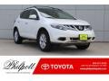 Nissan Murano SL Pearl White photo #1