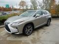Lexus RX 450h AWD Atomic Silver photo #1