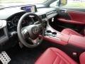 Lexus RX 350 F Sport AWD Ultra White photo #2