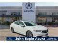 Acura TLX V6 Sedan Bellanova White Pearl photo #1