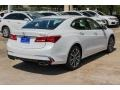 Acura TLX V6 Sedan Bellanova White Pearl photo #4