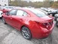 Mazda MAZDA3 Touring 4 Door Soul Red Metallic photo #6