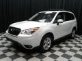 Subaru Forester 2.5i Limited Crystal White Pearl photo #2