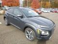 Hyundai Kona Ultimate AWD Thunder Gray photo #3