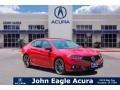 Acura TLX V6 A-Spec Sedan San Marino Red photo #1