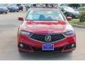 Acura TLX V6 A-Spec Sedan San Marino Red photo #2
