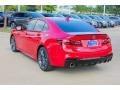 Acura TLX V6 A-Spec Sedan San Marino Red photo #5