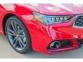 Acura TLX V6 A-Spec Sedan San Marino Red photo #10