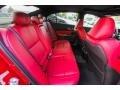 Acura TLX V6 A-Spec Sedan San Marino Red photo #18