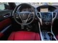 Acura TLX V6 A-Spec Sedan San Marino Red photo #21