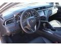 Toyota Camry SE Predawn Gray Mica photo #13
