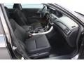 Honda Accord LX Sedan Crystal Black Pearl photo #34