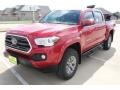 Toyota Tacoma SR5 Double Cab Barcelona Red Metallic photo #3