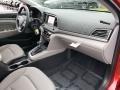 Hyundai Elantra SE Red photo #11