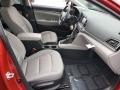 Hyundai Elantra SE Red photo #12