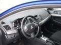 Mitsubishi Lancer SE AWD Octane Blue Pearl photo #10