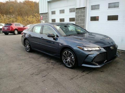 Harbor Gray Metallic 2019 Toyota Avalon XSE