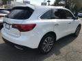 Acura MDX SH-AWD Technology White Diamond Pearl photo #6