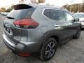 Nissan Rogue SV AWD Gun Metallic photo #3