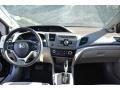 Honda Civic EX Sedan Crystal Black Pearl photo #13