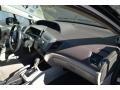 Honda Civic EX Sedan Crystal Black Pearl photo #17