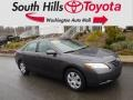 Toyota Camry LE Magnetic Gray Metallic photo #1