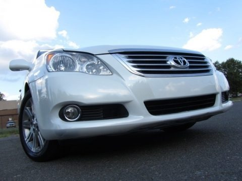 Blizzard White Pearl 2009 Toyota Avalon Limited