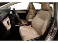 Toyota Corolla LE Brown Sugar Metallic photo #5