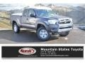 Toyota Tacoma Access Cab 4x4 Magnetic Gray Metallic photo #1