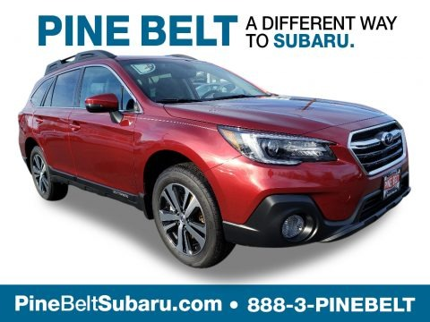 Crimson Red Pearl 2019 Subaru Outback 2.5i Limited