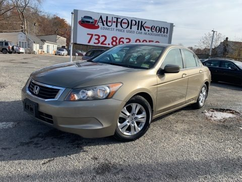 Bold Beige Metallic 2008 Honda Accord LX-P Sedan