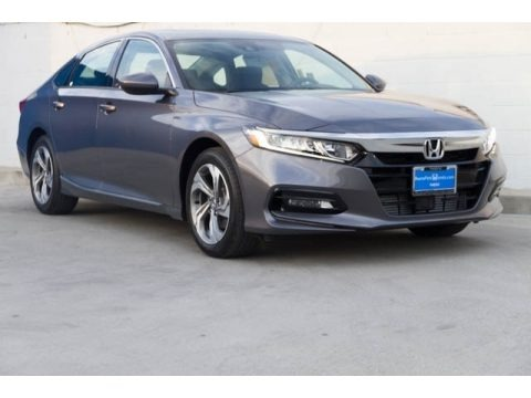 Modern Steel Metallic 2019 Honda Accord EX Sedan