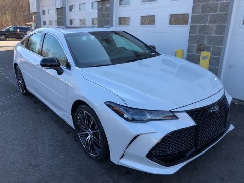 Wind Chill Pearl 2019 Toyota Avalon Touring