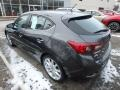 Mazda MAZDA3 Touring 5 Door Machine Gray Metallic photo #2
