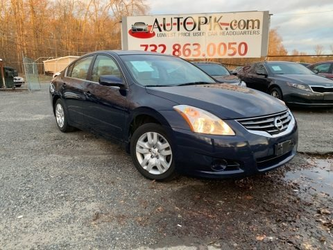 Navy Blue 2010 Nissan Altima 2.5 S
