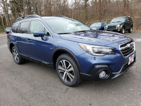 Abyss Blue Pearl 2019 Subaru Outback 2.5i Limited