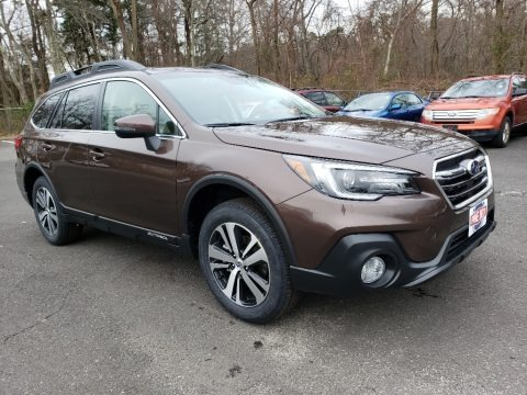 Cinnamon Brown Pearl 2019 Subaru Outback 2.5i Limited