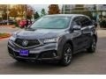 Acura MDX A Spec SH-AWD Gunmetal Metallic photo #3