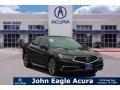 Acura TLX V6 Sedan Crystal Black Pearl photo #1