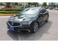 Acura TLX V6 Sedan Crystal Black Pearl photo #3