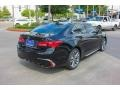 Acura TLX V6 Sedan Crystal Black Pearl photo #7