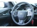 Honda Civic LX Sedan Sonic Gray Pearl photo #20