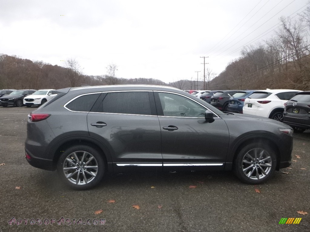 2019 CX-9 Grand Touring AWD - Machine Gray Metallic / Black photo #1