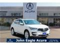 Acura RDX FWD White Diamond Pearl photo #1