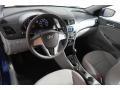 Hyundai Accent SE Sedan Pacific Blue photo #13