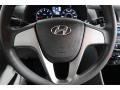 Hyundai Accent SE Sedan Pacific Blue photo #17