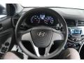 Hyundai Accent SE Sedan Pacific Blue photo #19