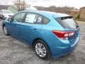 Subaru Impreza 2.0i 5-Door Island Blue Pearl photo #6