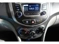 Hyundai Accent SE Sedan Pacific Blue photo #23