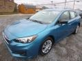Subaru Impreza 2.0i 5-Door Island Blue Pearl photo #8